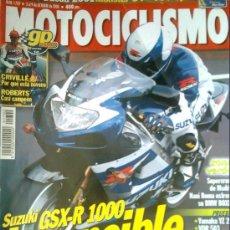Coleccionismo deportivo: REVISTA MOTOCICLISMO Nº 1702-2000-CRIVILLÉ-ROBERTS-SUZUKI GSX-R 1000-INVENCIBLE. Lote 27573750