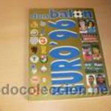 Coleccionismo deportivo: DON BALON ESPECIAL EURO 96. Lote 26365583