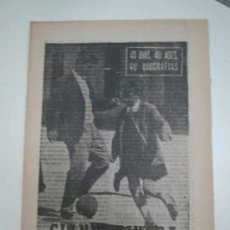 Coleccionismo deportivo: GIANNI RIVERA, EL RAGAZZO D'ORO. 1964. MARCA. 40 DÍAS, 40 ASES, 40 BIOGRAFIAS. Lote 16412370