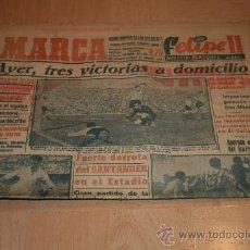 Coleccionismo deportivo: PERIODICO MARCA Nº 2453 1950. Lote 16425737