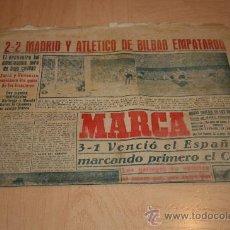 Coleccionismo deportivo: PERIODICO MARCA Nº 1995 1949. Lote 16425782