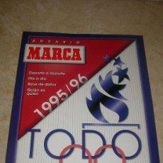 Coleccionismo deportivo - ANUARIO MARCA DEL DEPORTE 1995-1996 - 26772801