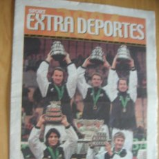 Coleccionismo deportivo: PERIODICO SPORT EXTRA DEPORTES 2004. Lote 24076737