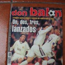 Coleccionismo deportivo: DON BALON Nº 1272. Lote 18123700