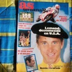 Coleccionismo deportivo: AS COLOR -SUPLEMENTO -Nº31-1986-40 PAG-. Lote 18766164