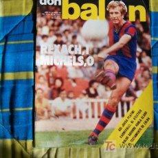 Coleccionismo deportivo: DON BALON-Nº88-1977-64PAG-REXACH. Lote 18792755