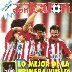 Coleccionismo deportivo: DON BALON Nº 1058 A MADRID / MIJATOVIC / PANTIC / LARDIN **. Lote 19084216
