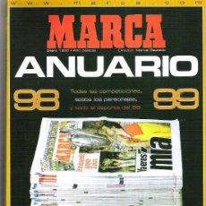 Coleccionismo deportivo - marca anuario 98 99 ** muy - 19115286