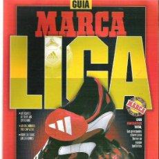 Coleccionismo deportivo: GUIA LIGA MARCA 98 99 **. Lote 19115405