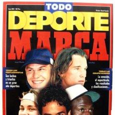 Coleccionismo deportivo: ANUARIO TODO DEPORTE MARCA 97/98. Lote 24486005