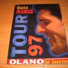 Coleccionismo deportivo: GUIA MARCA TOUR 97 . Lote 19616383