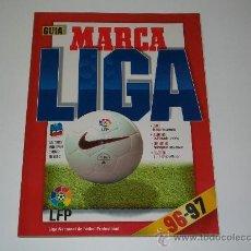 Coleccionismo deportivo: REVISTA MARCA - GUÍA DE LA LIGA DE FUTBOL 96 / 97 - ANUARIO - EXTRA. Lote 201209476