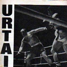 Coleccionismo deportivo: EL MUNDO DEPORTIVO 03-04-70 URTAIN. Lote 19990823