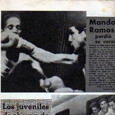 Coleccionismo deportivo: PERIDICO DEPORTIVO EL MUNDO DEPORTIVO 05-03-1970 . Lote 20092287