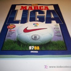 Coleccionismo deportivo: MARCA - GUIA LIGA 97 / 98 ANUARIO.. Lote 25674990