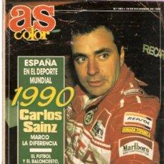 Coleccionismo deportivo: AS COLOR Nº 253. Lote 20351657