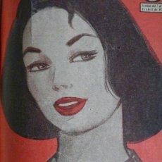 Coleccionismo deportivo: REVISTA MARISOL 1958. 46 REVISTAS ENCUADERNADAS. DEL 6 DE ENERO AL 30 DE NOVIEMBRE.. Lote 20836251