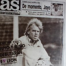 Coleccionismo deportivo: AS-1986-Nº5846-. Lote 21148667