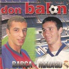 Coleccionismo deportivo: REVISTA DON BALON Nº 1238 JULIO 1999. Lote 21357907
