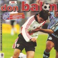 Coleccionismo deportivo: REVISTA DON BALON Nº 1341 JULIO 2001. Lote 21358147