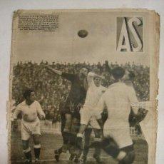 Coleccionismo deportivo: AS. DIARIO. Nº 85. 15 ENERO 1934.. Lote 21939626
