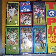 Coleccionismo deportivo: DON BALON - TOP 40 -. Lote 26281297