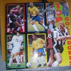 Coleccionismo deportivo: DON BALON - TOP 40 -. Lote 26281289