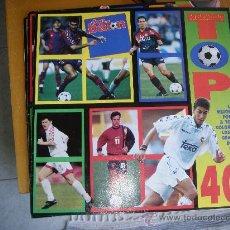 Coleccionismo deportivo: DON BALON -TOP 40 -. Lote 26281286
