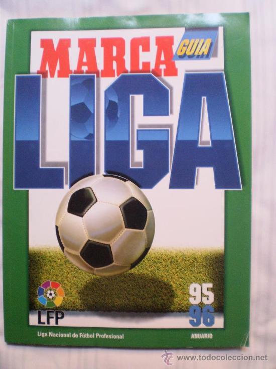 GUIA MARCA TEMPORADA 95-96. (Coleccionismo Deportivo - Revistas y Periódicos - Marca)