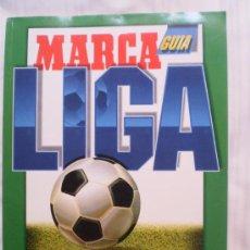 Coleccionismo deportivo: GUIA MARCA TEMPORADA 95-96.. Lote 41056769