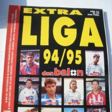 Coleccionismo deportivo: REVISTA DON BALON - EXTRA LIGA 94-95-. Lote 26837030