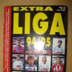 Coleccionismo deportivo: EXTRALIGA DON BALON TEMPORADA 94-95 EXTRA LIGA. Lote 22928643