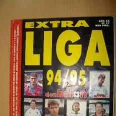 Coleccionismo deportivo: EXTRALIGA DON BALON TEMPORADA 94-95 EXTRA LIGA. Lote 22928835