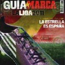 Coleccionismo deportivo: GUIA MARCA 2011 NUEVA. Lote 26544084