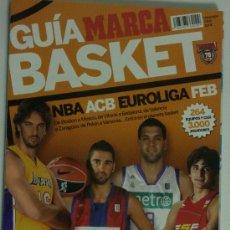 Coleccionismo deportivo: GUIA MARCA BASKET 2008. Lote 27097075