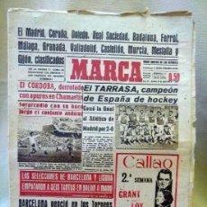 Coleccionismo deportivo: PERIODICO DEPORTIVO MARCA, 19 DE ABRIL DE 1948. Lote 24014616
