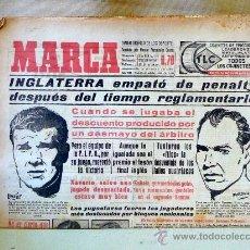 Coleccionismo deportivo: DEPORTIVO MARCA, 22 DE OCTUBRE 1953. Lote 24274706