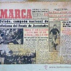 Coleccionismo deportivo: DEPORTIVO MARCA, 17 SEPTIEMBRE 1953. Lote 24274842