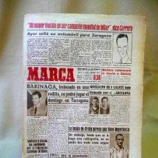 Coleccionismo deportivo: PERIODICO DEPORTIVO MARCA, 24 DE SEPTIEMBRE 1947. Lote 24276405