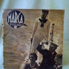 Coleccionismo deportivo: PERIODICO DEPORTIVO MARCA, 16 DE SEPTIEMBRE 1941, Nº 136, AÑO IV. Lote 24287577