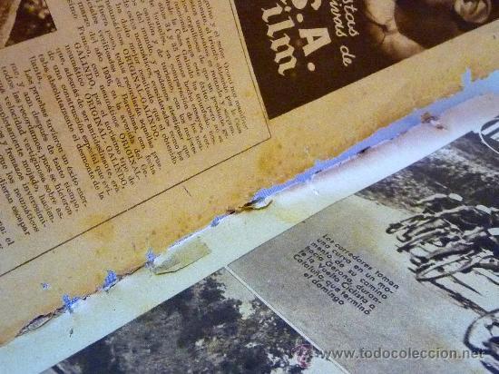 Coleccionismo deportivo: PERIODICO DEPORTIVO MARCA, 16 DE SEPTIEMBRE 1941, Nº 136, AÑO IV - Foto 2 - 24287577