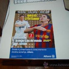 Coleccionismo deportivo: MUNDO DEPORTIVO: ESPECIAL LIGA 2009-2010. Lote 24223797