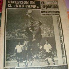 Coleccionismo deportivo: MUNDO DEPORTIVO(10-9-73) LIGA 1ª DIV- BARCELONA-RACING DE SANTANDER- FOTOS.. Lote 25977606
