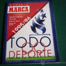 Coleccionismo deportivo - ANUARIO MARCA 1995/96. - 26504350