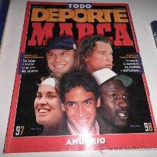 Coleccionismo deportivo - ANUARIO MARCA 1997/98 DEPORTE - 100300951
