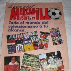 Coleccionismo deportivo: EXTRA ESPECIAL DON BALON (MERCADILLO) . Lote 86008875
