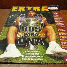Coleccionismo deportivo: REV EXTRA-MARCA SUPL.1997 RPTJE .UEFA-CHAMPIONS, GENTO- CRUYFF,RONALDO,MARADONA-VER FOTOS-. Lote 27246102