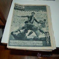 Coleccionismo deportivo: REVISTA LEAN Nº 338 ( 22 DE ENERO DE 1962): BARÇA 3-REAL MADRID 1. Lote 27446496