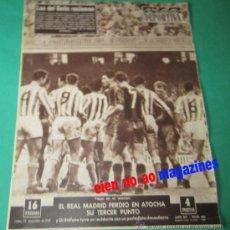 Coleccionismo deportivo: VIDA DEPORTIVA 688/1958 BARÇA~BETIS~GRANADA~ESPAÑOL~SABADELL~MANRESA~CONDAL~SESTAO~ALAVES~BOXEO. Lote 27840635