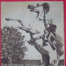 Coleccionismo deportivo: MARCA. SEMANARIO GRÁFICO DE LOS DEPORTES. 31 DE AGOSTO DE 1948.. Lote 27853581